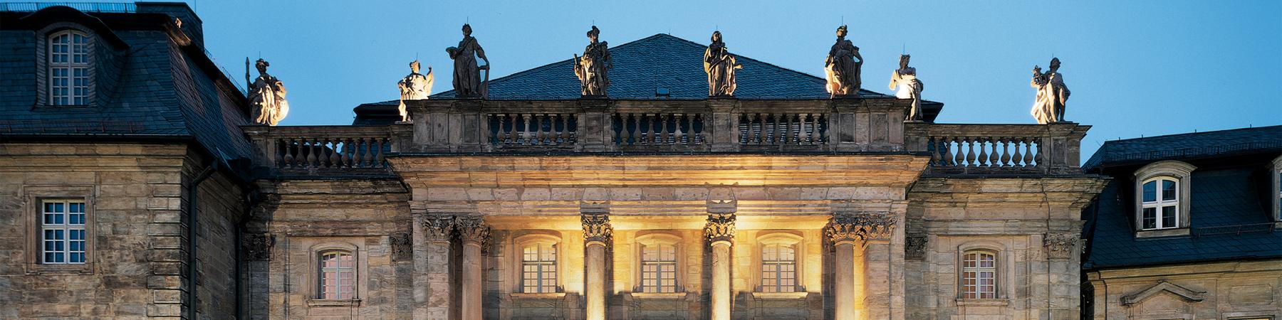 Markgraefliches Opernhaus Bayreuth - locations