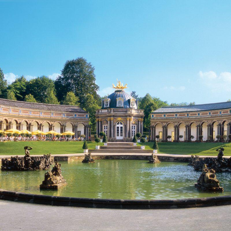Bayreuth, Eremitage, Neues Schloss